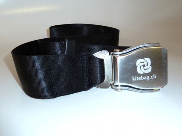 kitebag flight belt and buckle